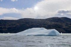 Iceberg in El Calafate Argentina Stock Photo