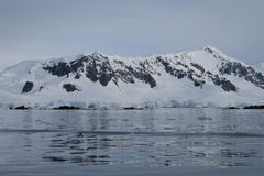 Iceberg en Antarctique Image stock