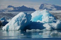 Iceberg en Islandia fotos de archivo libres de regalías