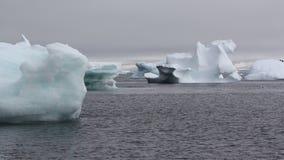 Iceberg en la Antártida Imagen de archivo libre de regalías