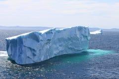 Iceberg enorme Immagini Stock