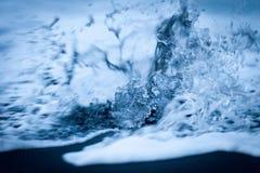 Iceberg fragment on Jökulsárlón beach, South Iceland Stock Photos