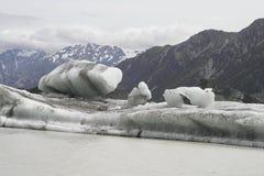 Iceberg glaciaire Photographie stock libre de droits
