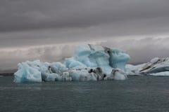 Iceberg glaciaire Photos libres de droits