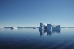 Iceberg, Greenland Royalty Free Stock Photos