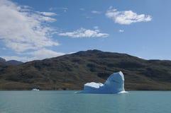 Iceberg. Greenland, big iceberg in the water Stock Photography