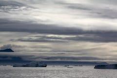 Iceberg in Greenland Royalty Free Stock Image
