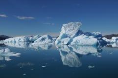 Iceberg. Greenland, raw power of nature Stock Photo
