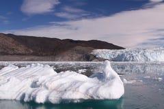 Iceberg Groenlandia Foto de archivo
