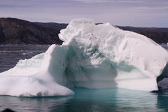 Iceberg Groenlandia Imágenes de archivo libres de regalías
