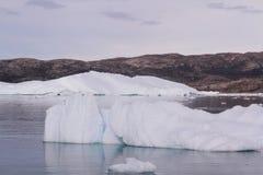 Iceberg Groenlandia Imagenes de archivo