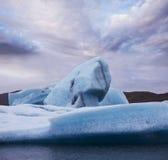 Iceberg in Iceland Stock Photography