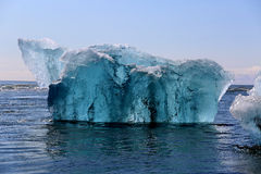 Iceberg in Iceland Stock Photos