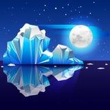 Iceberg4 vector illustration