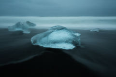 Iceberg Islândia foto de stock royalty free