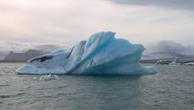 iceberg Islande Photographie stock libre de droits