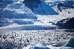 Iceberg Lagoon, Iceland Stock Photo