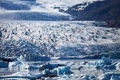 Iceberg Lagoon, Iceland Royalty Free Stock Images