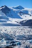 Iceberg Lagoon, Iceland Royalty Free Stock Photo