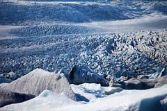 Iceberg Lagoon, Iceland Stock Images