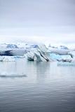 Iceberg Lagoon Stock Image