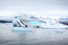 Iceberg Lagoon Stock Photos