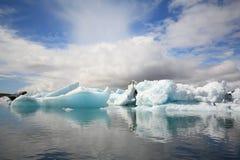 Iceberg Lagoon Stock Photography