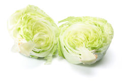 Iceberg Lettuce Royalty Free Stock Photos