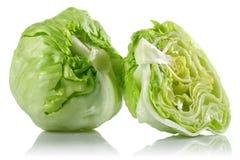 Iceberg lettuce stock images