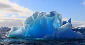 Iceberg meraviglioso Fotografie Stock Libere da Diritti