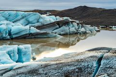 Iceberg minuscoli Immagine Stock Libera da Diritti