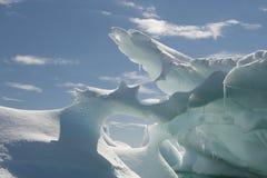 Iceberg na Antártica Foto de Stock Royalty Free
