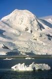 Iceberg Near Half Moon Island, Bransfield Strait, Antarctica Royalty Free Stock Images
