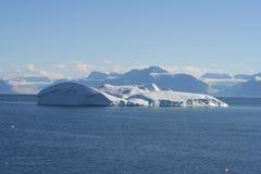 Iceberg outre du Groenland Photos libres de droits
