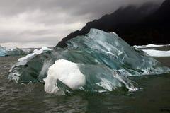 Iceberg - Patagonia - il Cile - il Sudamerica Fotografie Stock Libere da Diritti