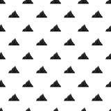 Iceberg pattern vector Stock Images