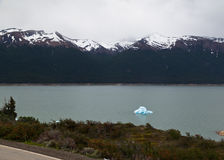 Iceberg in Perito Moreno El Calafate Argentina Royalty Free Stock Photography