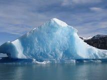 Iceberg from Perito Moreno Glacier Stock Photo