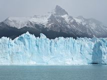 Iceberg from Perito Moreno Glacier  Argentina Royalty Free Stock Photography