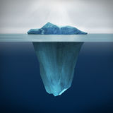 Iceberg Royalty Free Stock Images