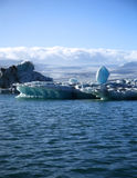 Iceberg precário fotos de stock