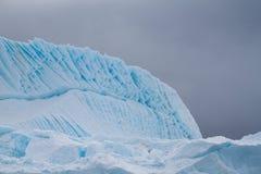 Iceberg ripple Stock Image