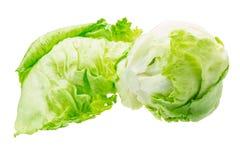 Iceberg salad Stock Photo