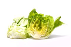 Iceberg salad Royalty Free Stock Photography