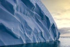 Iceberg - Scoresbysund - Greenland Stock Image