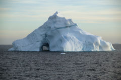 Iceberg, South Shetland Islands, Antarctica Royalty Free Stock Image