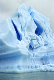 An iceberg in southern Argentina Royalty Free Stock Photos