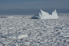 Iceberg in the Southern Ocean - 3. Iceberg in Antarctic Ocean - 3 Stock Photography