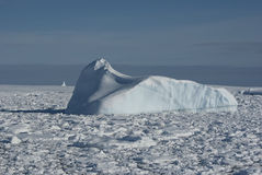 Iceberg in the Southern Ocean - 4. Iceberg in Antarctic Ocean - 4 Stock Image