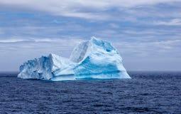 Iceberg sphynx in Antarctica-2 Royalty Free Stock Image